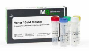 mycoplasma, detection kit, kit de detección, Minerva biolabs, PCR, rRNA, ribosómico,