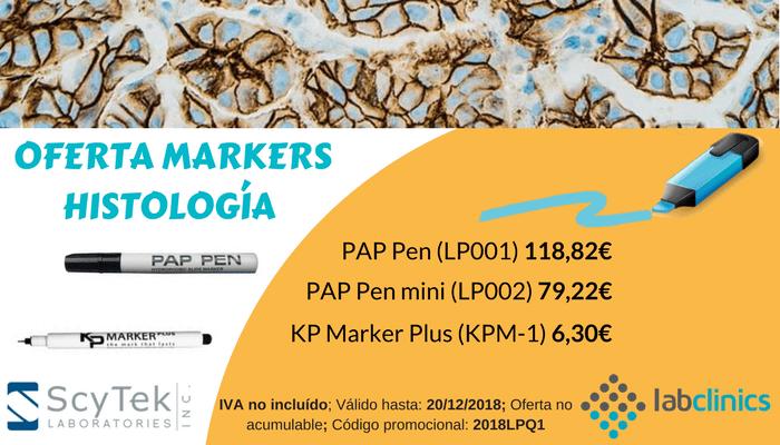 oferta, Scytek, histología, PAP Pen, marcadores, portaobjetos, immunohistoquímica,