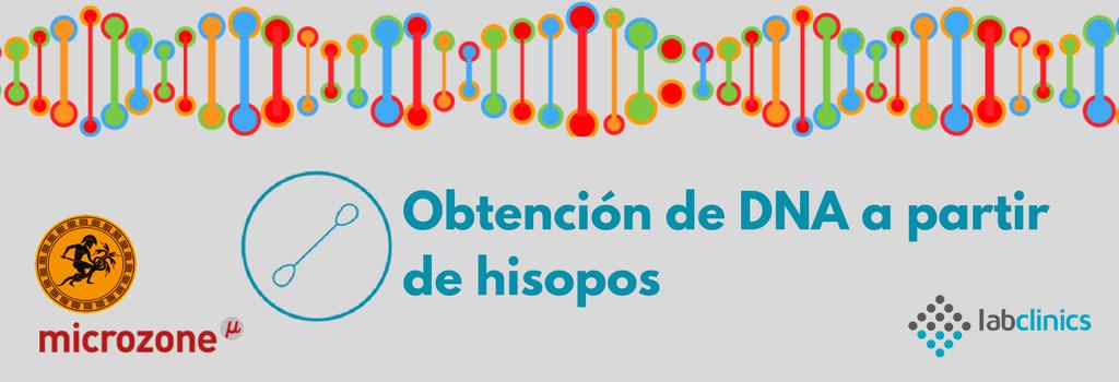 buccal swabs, hisopos, DNA genómico, ADN, extracción, purificación, obtención, kit, reactivo,