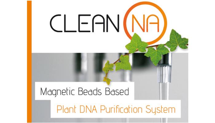 clean Plant, CleanNA, isolation, purificación, DNA genómico, gDNA, semillas, hojas, plantas, mejora vegetal