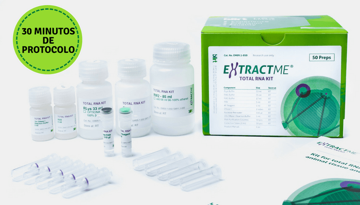 RNeasy, Qiagen, alternativa, promoción, oferta, ExtractME, Blirt, RNA, extracción, purificación, columnas, spin, purification, extraction, high quality, yield, columnas