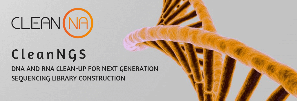 CleanNA, CleanNGS, NGS, next generation sequencing, librerias, ADN, DNA